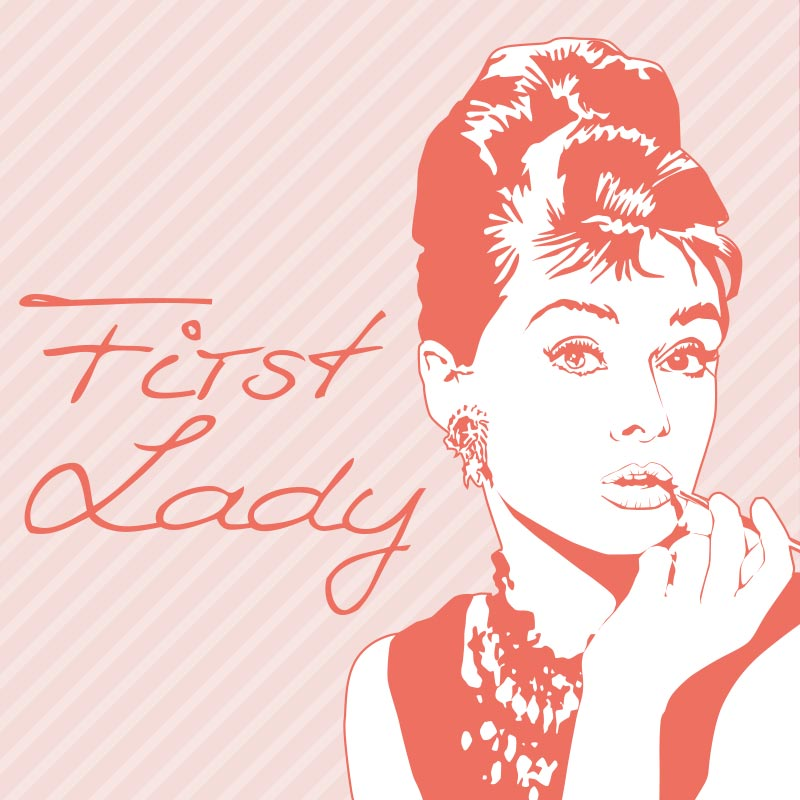 First Lady – Write It Personal Font