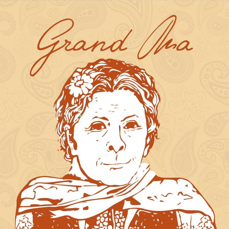 Grand Ma – Write It Personal Font