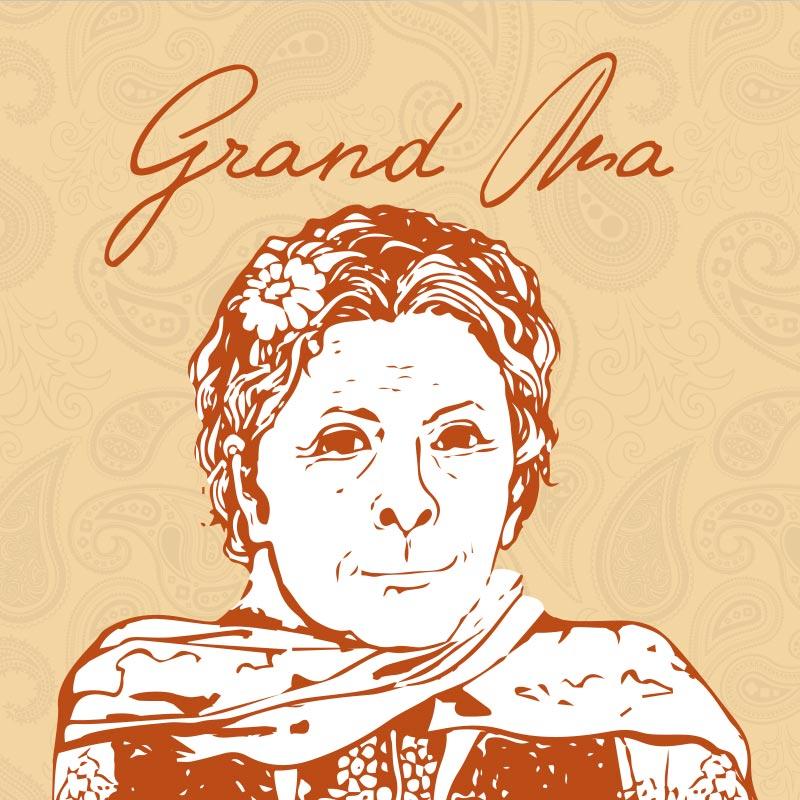 Grand Ma – Write It Personal Font